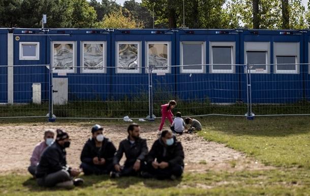 Литва подсчитала количество мигрантов в Беларуси, пытающихся попасть в ЕС