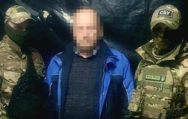 Задержан сепаратист `ЛНР` – СБУ