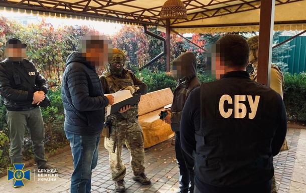 СБУ заявила о задержании агента ФСБ в Винницкой области