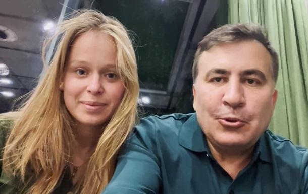 Ясько рассказала о романе с Саакашвили и благородстве его жены