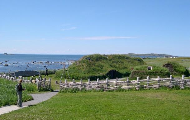 Знайдено найдавніші докази життя вікінгів в Америці