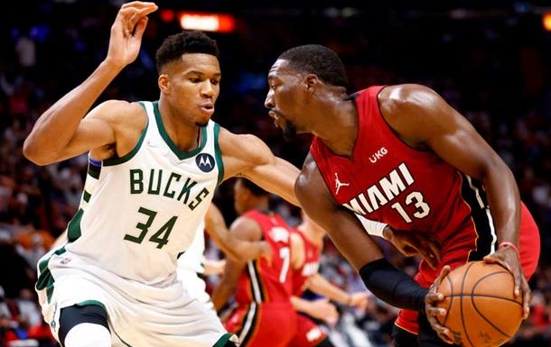 НБА: Майами громит Милуоки