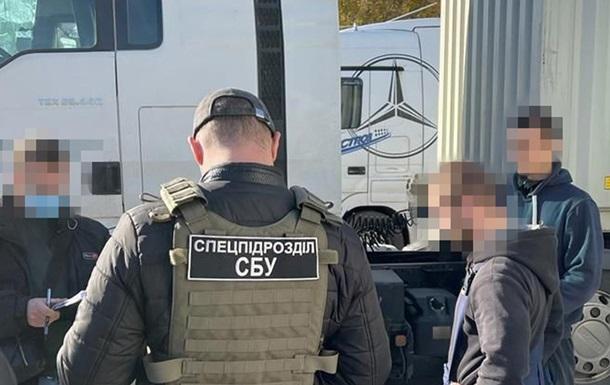 СБУ ликвидировала канал контрабанды сигарет в ЕС