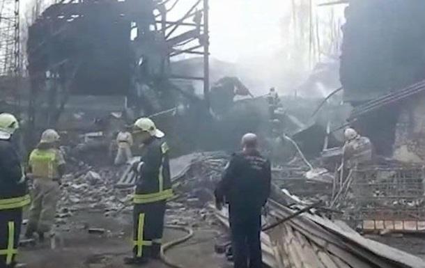 При взрыве на заводе в России погибла вся смена