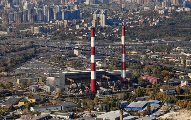В Киеве начали включать отопление