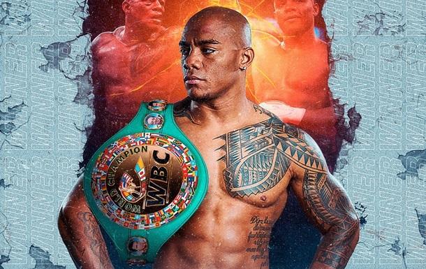 Ривас стал первым в истории чемпионом WBC в бриджервейте