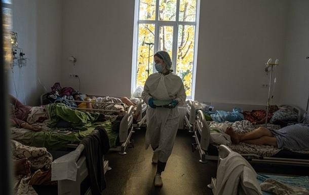 В Украине прирост COVID сократился до 20,7 тысяч