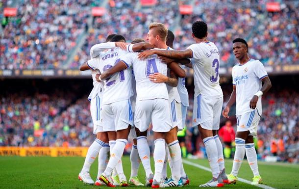 Барселона вновь проиграла Реалу домашний Эль-Класико