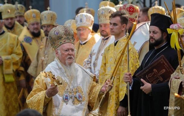 Патриарх о Томосе ПЦУ: восстановил справедливость
