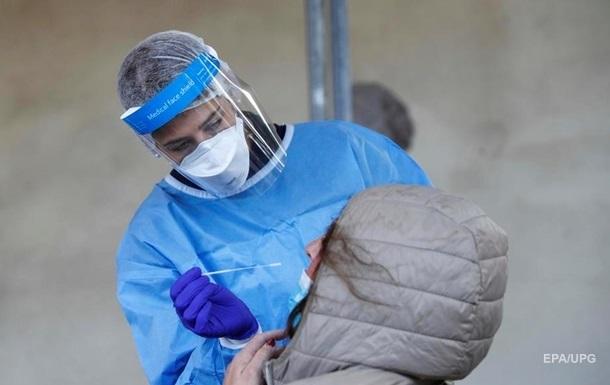 В Украине почти 15 тысяч новых случаев COVID