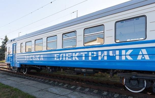 В Киеве отменили движение трех электричек