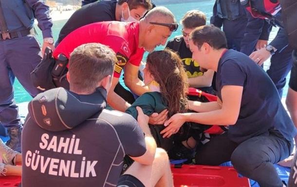 Украинская парашютистка в прыжке попала в ЧП