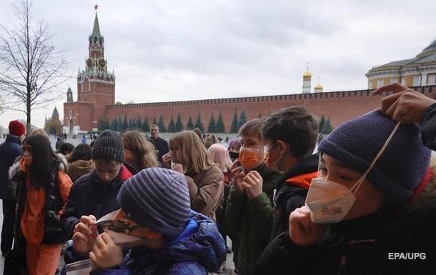 В РФ обновлен суточный рекорд по приросту COVID