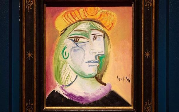 Работы Пикассо ушли с молотка за $110 миллионов