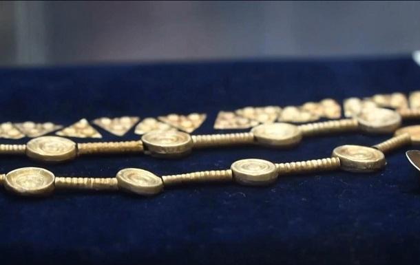 В Украине уже нашли музей для скифского золота