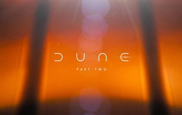 Названа дата выхода второй части фильма Дюна