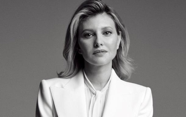 Первая леди приняла участие в спецпроекте Vogue