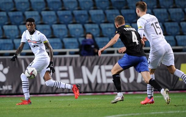 Шахтер дожал Черноморец и вышел в 1/4 финала Кубка Украины