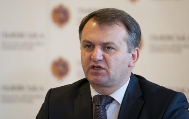 Губернатор Львівської області подав у відставку