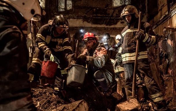 Пожежа в Одесі: кількість загиблих збільшилася