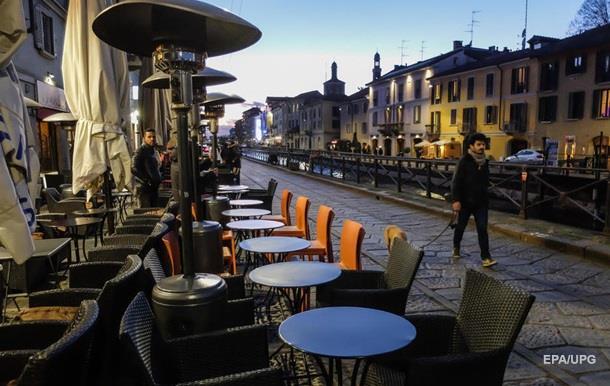 В Италии уже 400 человек заразились коронавирусом