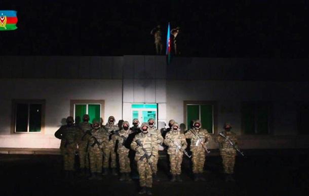 Армения передала последний район Азербайджану