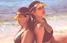 Кардашьян підкорила Мережу знімками з пляжу