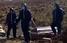 У мережі показали похорон померлої від COVID-19 породіллі на Прикарпатті
