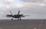 Опасный взлет F-35C с авианосца попал на видео